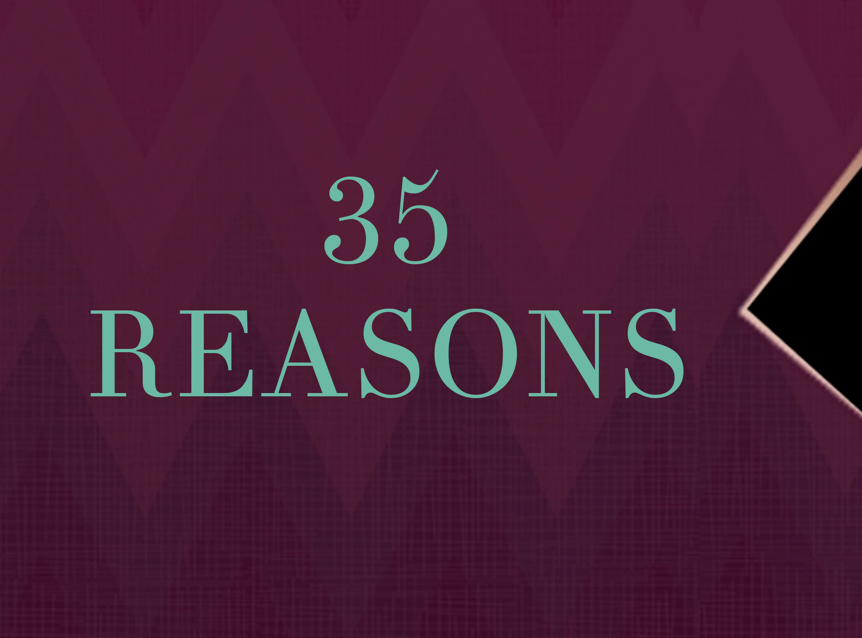 35 Reasons