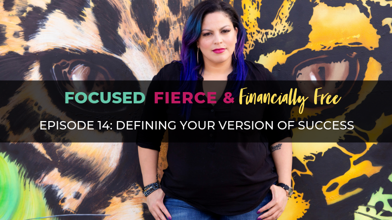 Defining YOUR Version of Success