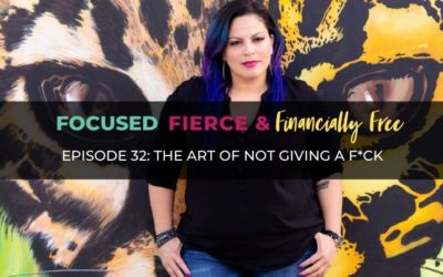 The Art of Not Giving a F*ck