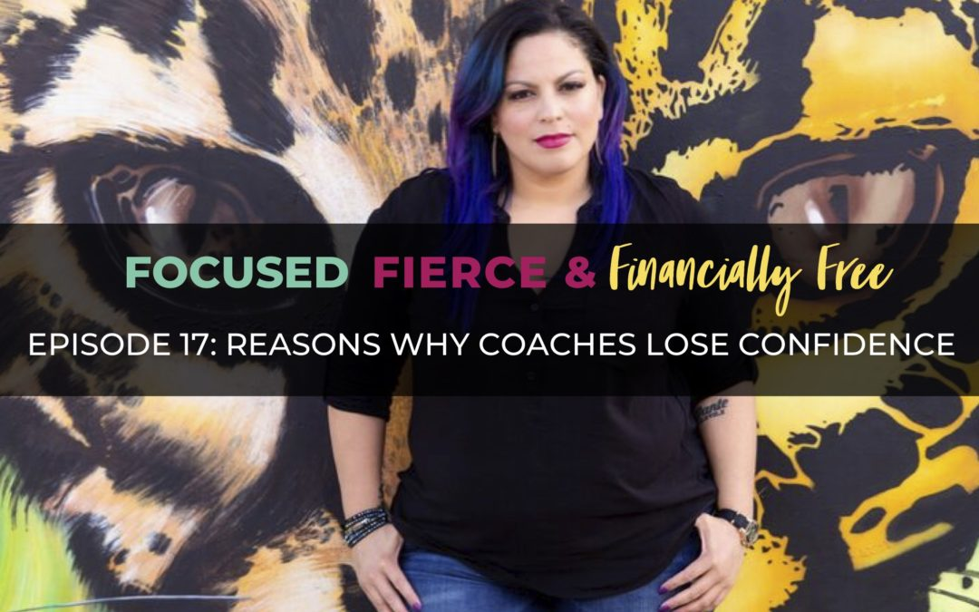 Reasons Why Coaches Lose Confidence