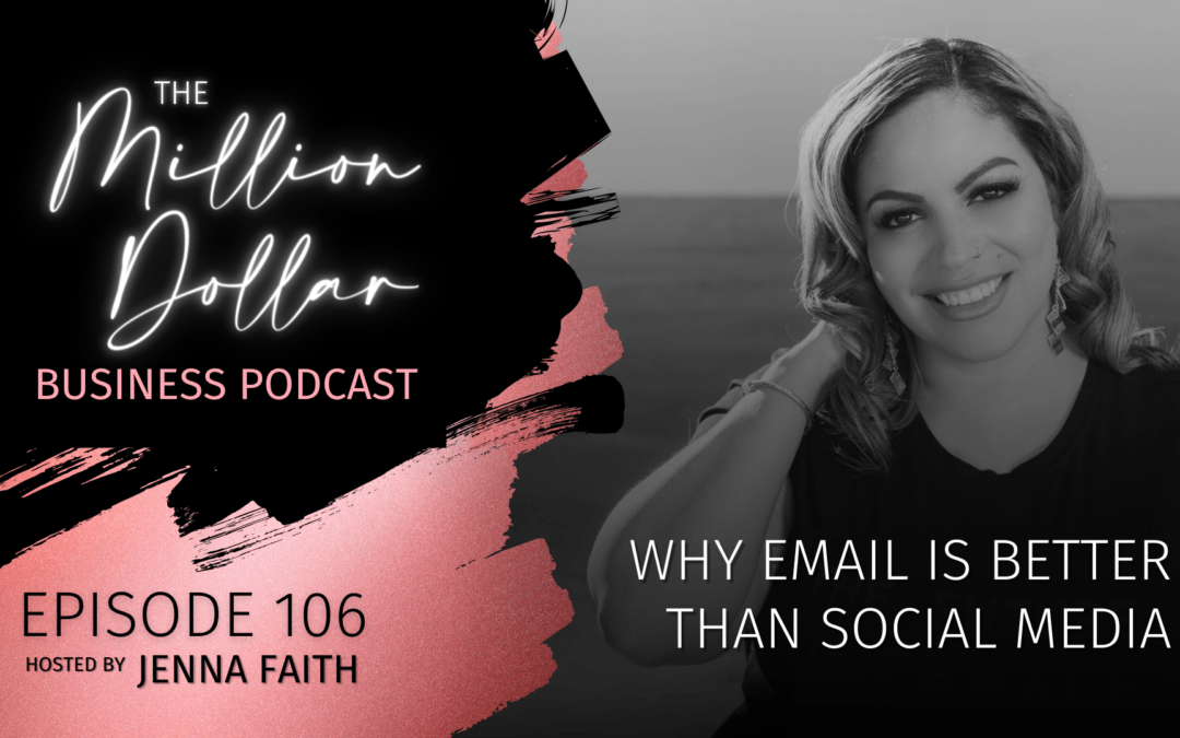 Why Email is Better Than Social Media