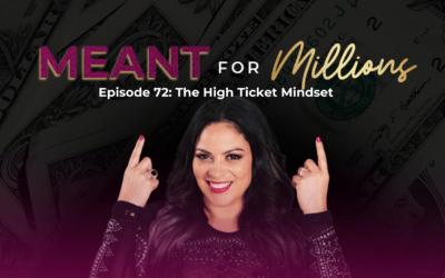 The High Ticket Mindset
