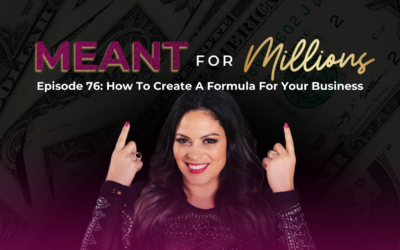 How to Create a Formula For Your Business